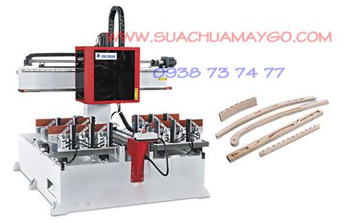 Máy Làm Mộng Âm CNC
