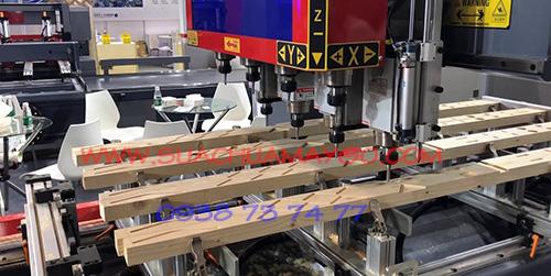 Sửa Chữa Máy Làm Mộng Âm CNC