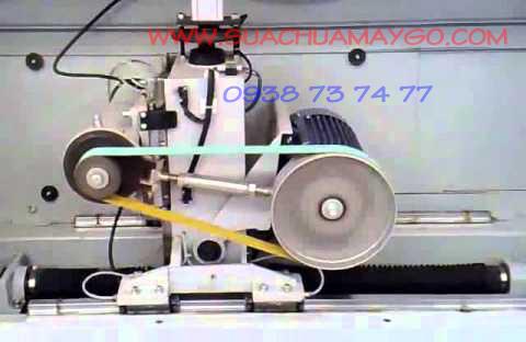 Sửa Chữa Máy Làm Mộng Dương CNC