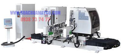 Sửa Chữa Đánh Mộng CNC Đa Năng 4 Đầu