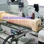 Sửa Chữa Máy Tiện Gỗ CNC