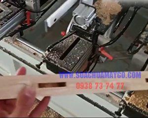 Sửa Chữa Máy Đánh Mộng CNC Đa Năng 4 Đầu